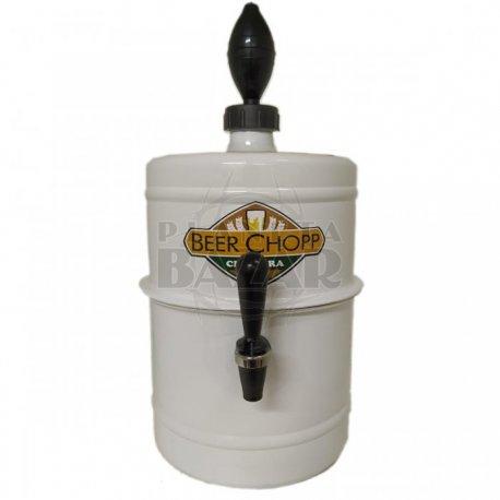Chopera Dispenser Blanca 5,1 Lts