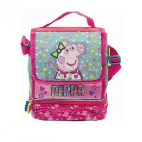 Lunchera Cresko Peppa Pig