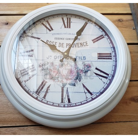 Reloj de Pared Metal 37 cm