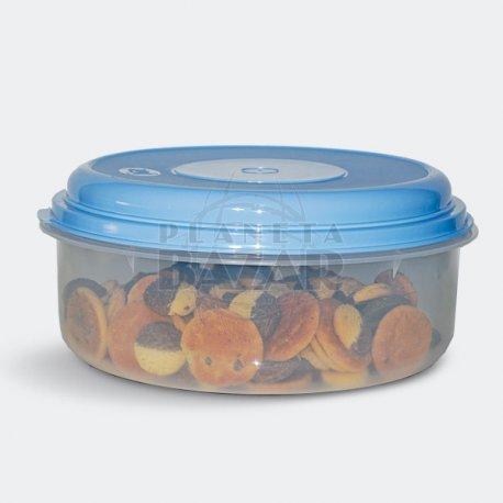 Contenedor Alimentos Redondo 5.25 Litros
