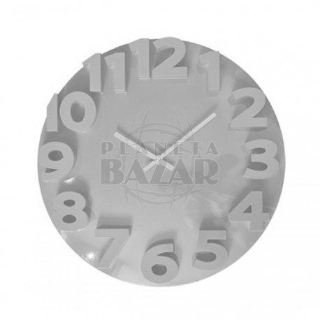 Reloj de Pared B-White 35 cm
