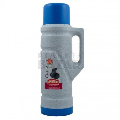 Termo Lumilagro Creta 650 ml | Tapa Azul