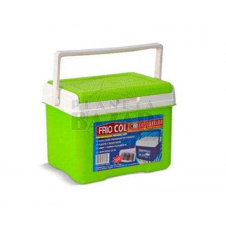 Frio Col Personal Capacidad 3,5 L | Verde