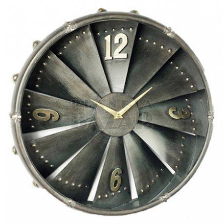 Reloj De Pared De Metal