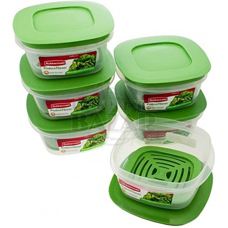 Hermético Rubbermaid Produce Saver 1.2 L