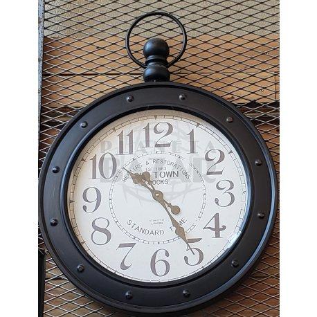Reloj de Pared Metal 76x60 cm