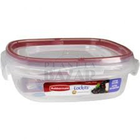 Hermético Rubbermaid Lock-its 710 ML