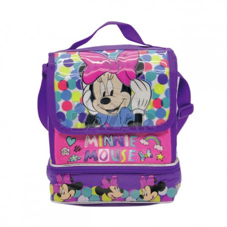 Lunchera Cresko Minnie Mouse