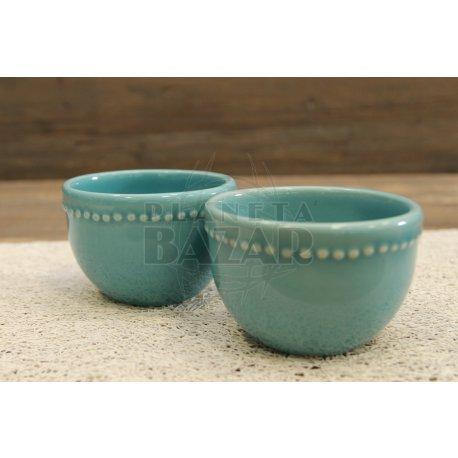 Mini Bowl Linea Queen Turquesa