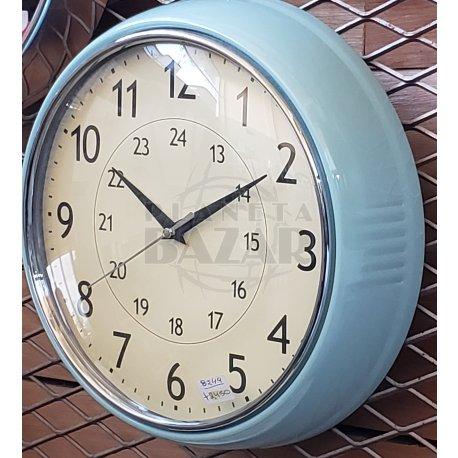 Reloj de Pared Celeste Retro