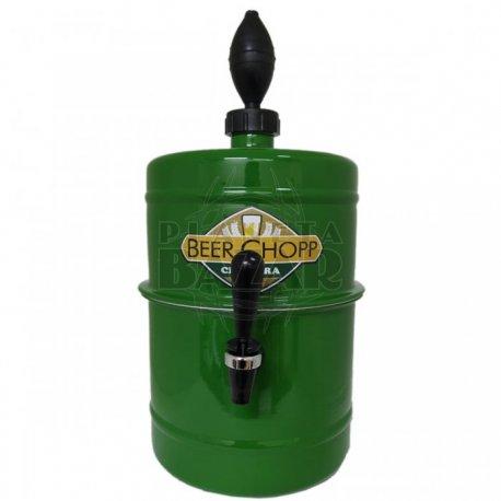 Chopera Dispenser Verde 5,1 Lts
