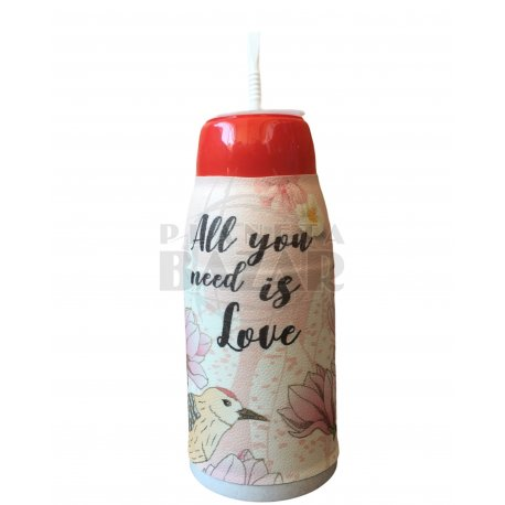 "Mate Listo Autocebante ""All You Need Is Love"""