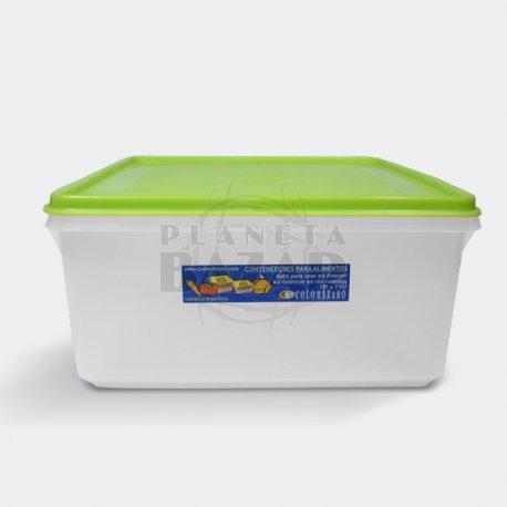 Caja Contenedora Alimentos N° 3 Profunda | Colombraro